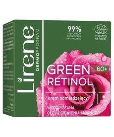 LIRENE Green Retinol 60+ Krem Odmładzający na Dzień 50ml