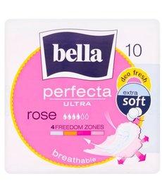 BELLA Podpaski Perfecta Ultra Rose 10 szt.