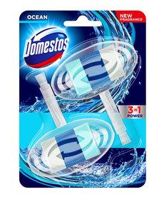 UNILEVER DOMESTOS - 3w1 Power Ocen Uzupełniająca Kostka Toaletowa 2szt.