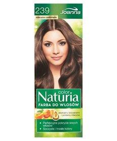Naturia Color Farba Do Włosów  Mleczna Czekolada 239