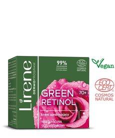 LIRENE Green Retinol 70+ Krem Ujędrniający na Dzień 50ml