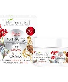 BIELENDA Red Ginseng 70+ Przeciwzmarszczkowy Krem Odżywczy 50ml