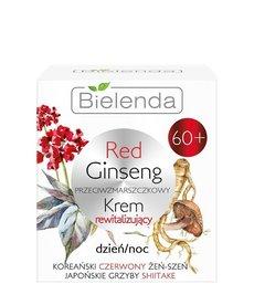 BIELENDA Red Ginseng 60+ Przeciwzmarszczkowy Krem Rewitalizujący 50ml