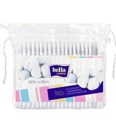 BELLA Cotton Patyczki Higieniczne Folia 160szt.