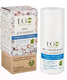 EcoLaboratoria Bio Dezodorant do Ciała Delikatność i Komfort 50 ml