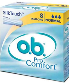 OB O.B Pro Comfort Tampony Normal  8szt.