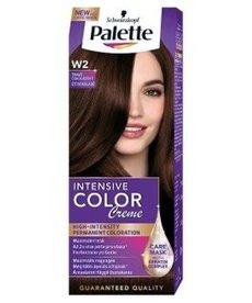 SCHWARZKOPF Palette Intensive Color Creme krem Koloryzujący  W2 Ciemna Czekolada