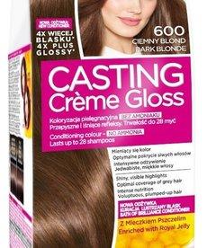L'OREAL Casting Creme Gloss Farba do Włosów  600 Ciemny Blond
