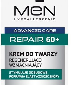 AA Men Advanced Care 60+ Krem do Twarzy Regeneracyjno-Wzmacniający 50ml