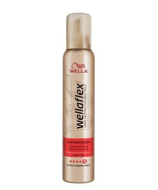 WELLA Wellaflex Heat Protection Ultra Strong Pianka do Włosów 200ml