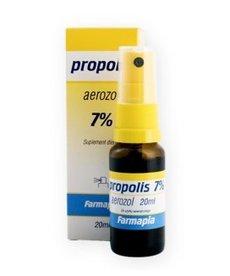 Farmapia Propolis Krople Aerozol 7% 20ml