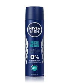 NIVEA MEN  Antyperspirant dla Mężczyzn Fresh Ocean 0% Aluminium 150ml