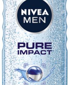 NIVEA MEN Żel pod Prysznic Silver Pure Impact 250 ml