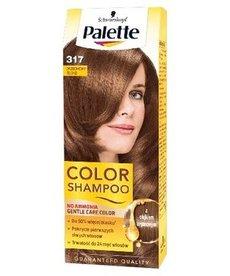SCHWARZKOPF Palette Color Shampoo Szampon Koloryzujący Nr317 Orzechowy Blond