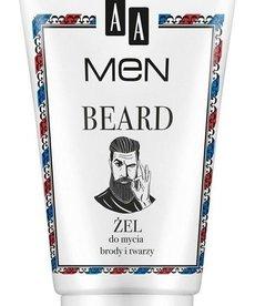 AA Men Beard Żel do Mycia Brody i Twarzy 150ml