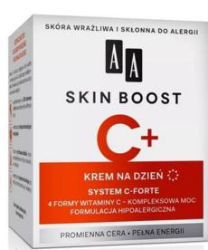 AA Skin Boost C+ Krem z Witaminą C na Dzien i na Noc 50ml