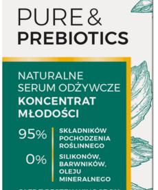 AA Pure&Prebiotics Naturalne Serum Odżywcze Koncentrat Młodości 15ml