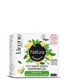 LIRENE Natura Eco Krem-Maska Naprawcza Kombucha i Rooibos 50ml