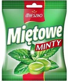 MIESZKO Landrynki Miętowe 90g