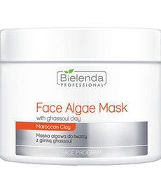 BIELENDA PROFESSIONAL Maska Algowa z Glinką Ghassoul 190 g