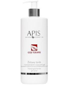APIS Goji Terapis Żelowy Tonik z Tybetańskimi Owocami Goji 500 ml