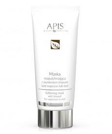 APIS Rozpulchniająca Maska Kremowa z Siemieniem Lnianym 200 ml