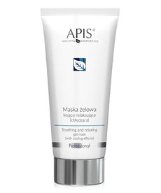 APIS Maska Żelowa Kojąco- Relaksująca 200 ml