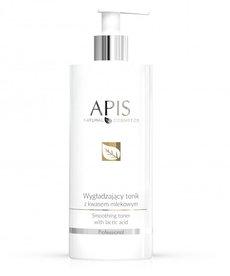 APIS Wygładzający Tonik z Kwasem Mlekowym 500 ml