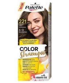 SCHWARZKOPF Color Shampoo Szampon Koloryzujący 221 Sredni Brąz