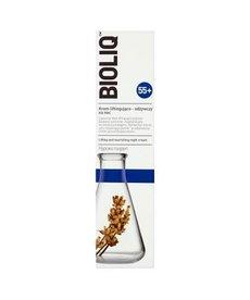 BIOLIQ 55+ Krem Intensywnie Liftingująco-Odżywczy na Noc 50 ml