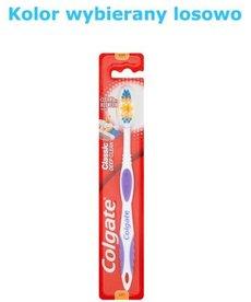 COLGATE Classic Deep Clean Szczoteczka do Zębów Miękka 1sztuka