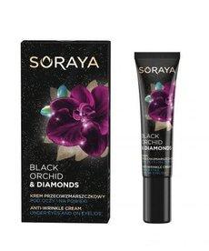 SORAYA Black Orchid & Diamonds Krem Przeciwzmarszczkowy pod Oczy 15ml