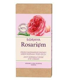 SORAYA Rosarium Przeciwzmarszczkowy Krem Różany pod Oczy 15ml