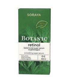 SORAYA Botanic Retinol Botaniczne Super Serum Wygładzające 40+ Dzień/Noc 30ml