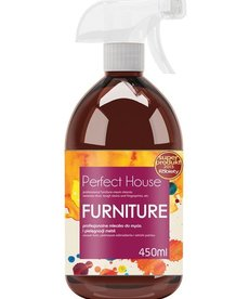 BARWA Perfect House Furniture Mleczko do Mycia Mebli 450ml