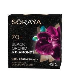 SORAYA Black Orchid&Diamonds Krem Regenerujący Dzień/Noc 50ml