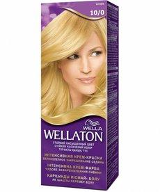 WELLA WELLA- Wellaton Krem Koloryzujacy Rozswietlony Jasny Blond 10/0