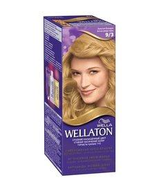 WELLA Wellaton Krem Intensywnie Koloryzujący Złoty Blond 9/3