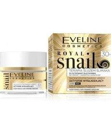 EVELINE Royal Snail 30+ Skoncentrowany Krem Aktywnie Wygładzający 50ml