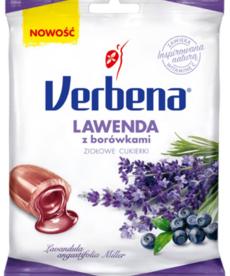 VERBENA Ziolowe Cukierki Lawenda z Borówkami 60g