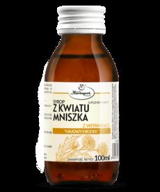 HERBAPOL Syrop z Kwiatu Mniszka z Witaminą C 100ml