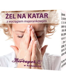 HERBAPOL Gel for Runny Nose  with Marjoram Extract 15g