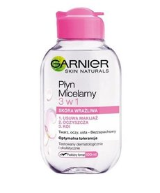 GARNIER Skin Naturals Plyn Micelarny 3w1  Skóra Wrażliwa 100ml