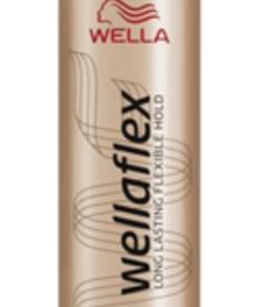WELLA Wellaflex Bardzo Mocno Utrwalająca Pianka Do Włosów 200ml