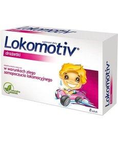 AFLOFARM Lokomotiv Drażetki 8 sztuk