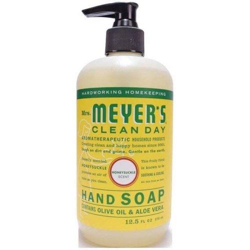 MRS.MEYER'S Hand Soap Honeysuckle 370ml