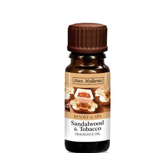 STARA MYDLARNIA Sandalwood Tobacco Essential Oil 12ml