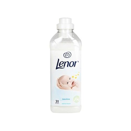 LENOR Gentle Touch Plyn Do Plukania Tkanin Sensitive 930ml
