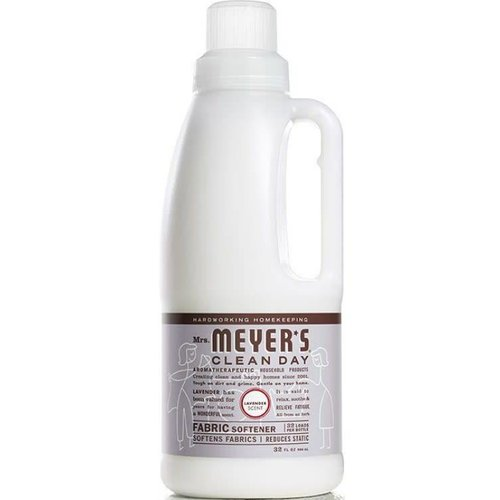MRS.MEYER'S Clean Day Fabric Softener Lavender 30Oz