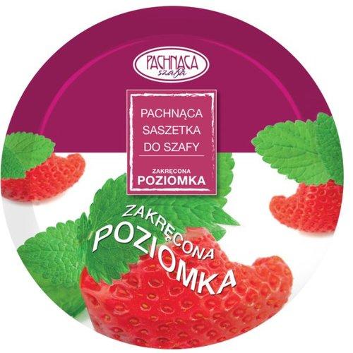 PACHNACA SZAFA Saszetka Do Szafy POZIOMKA 5.5g